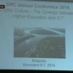 Dunavska rektorska konferencija – Beograd 2014 – I dan (Danube Rectors' Conference – Belgrade 2014 – day 1)